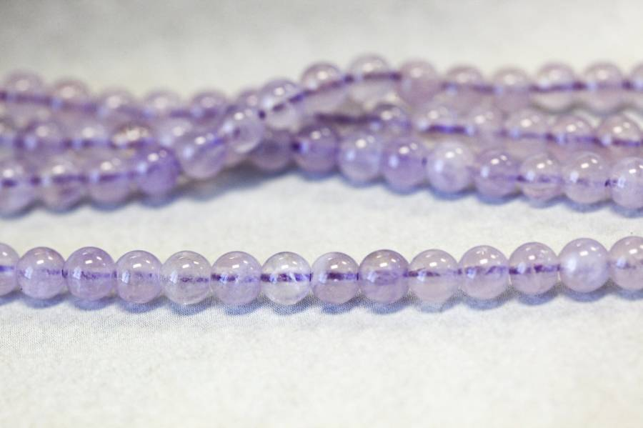 154-1281 Cape Amethyst 4mm Round