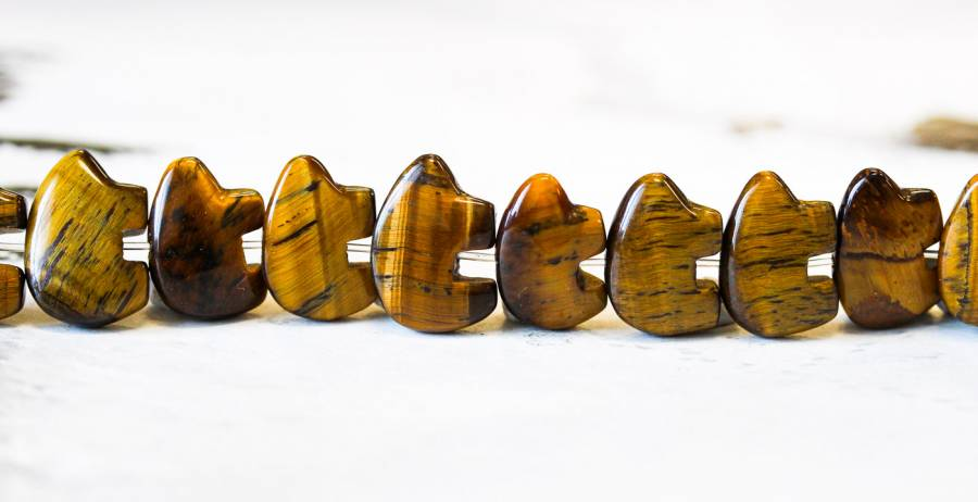 210-1405 Tiger Eye 10x14 Bear